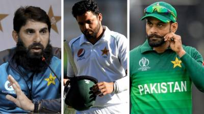 Pakistani head coach Misbah ul Huq and Skipper Azhar Ali to get show cause notices from PCB