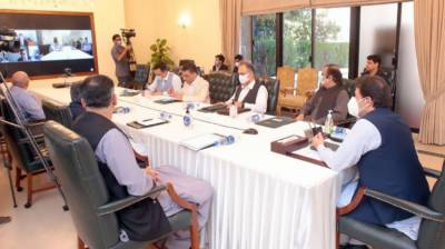 PM Imran Khan held high level meeting in Islamabad