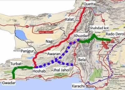 CPEC: PTI government issues tender for the longest motorway of Pakistan with total length of 892 kilometres
