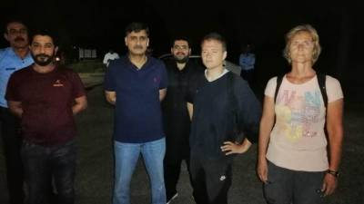 Top foreign diplomats rescued by Islamabad Police after being lost in Margala Hills tracks