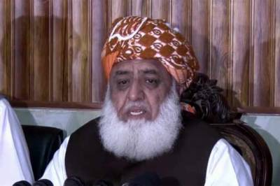 Will entire opposition agree to notorious plan of JUI - F Chief Fazalur Rehman