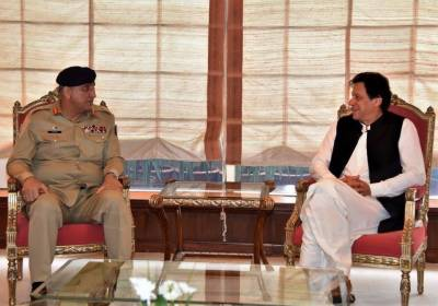 COAS General Qamar Bajwa held important meeting with PM Imran Khan
