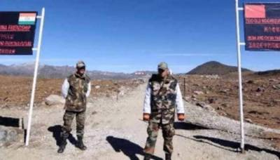 New Reports from China - India LAC Standoff