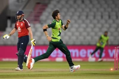 Pakistan's Shaheen Shah makes history in T20 cricket