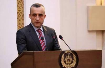 Afghan Taliban give a befitting response to statement of former NDS Chief Amrullah Saleh