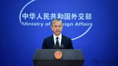 Chinese Foreign Ministry strongly responds over Pakistani President Arif Alvi Remarks on CPEC