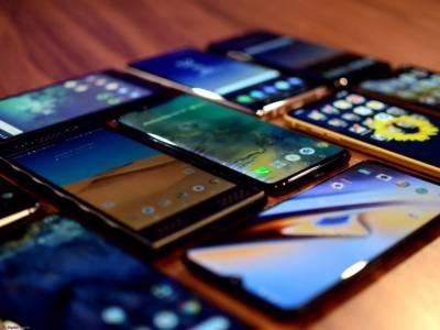 Mobile Phone Imports in Pakistan Register massive rise