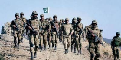 Pakistan Military border post attacked form across border from Afghanistan, soldier martyred