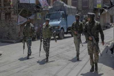 State Terrorism: Indian troops martyrs Kashmiri youth