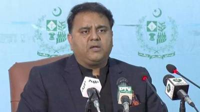 Fawad Chaudhry reveals backdrop channels of Sharif family with establishment to seek relief