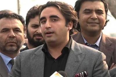 Bilawal Bhutto Zardari strongly reacts against indictment of Asif Ali Zardari