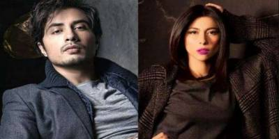 Ali Zafar files FIR against Meesha Shafi