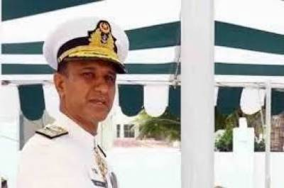 Admiral Amjad Khan Niazi appointed as new Chief of Pakistan Navy