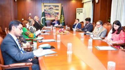 Pakistan's shift towards economic diplomacy