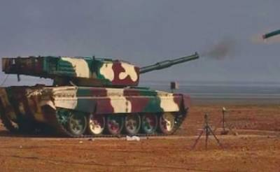 Indian successfully test fires new Laser Guided Missile