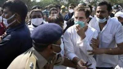 Key Opposition leaders Rahul Gandhi and His sister Priyanka Gandhi arrested in India