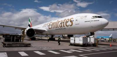 Emirates Airline lands in trouble from US