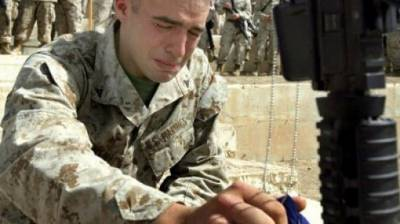 Suicide rates among US troops risen to highest level of history