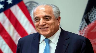US Special envoy Zalmay Khalilzad is all praise for Pakistan