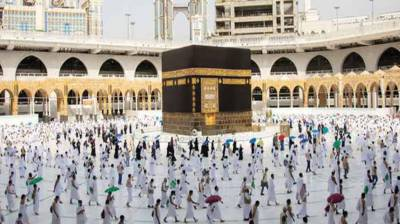 Holy Mosque in Makkah opens for the Umrah Pilgrims