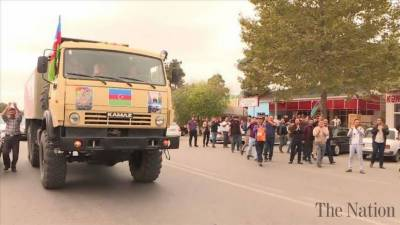 Azerbaijan Military makes key success in war against Armenia