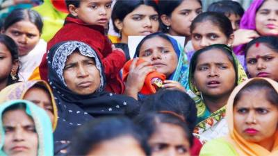 BBC report exposes the plight of low caste Women rape in India