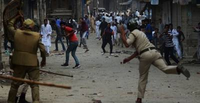 Indian Military siege of Occupied Kashmir: 253 Kashmiris martyred in fake operations