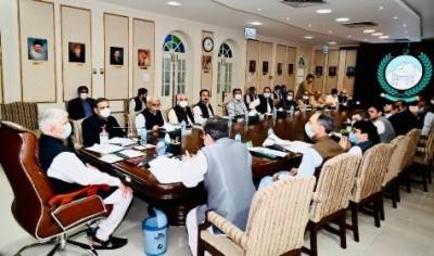 KP government prepares for mega CPEC projects in upcoming JCC