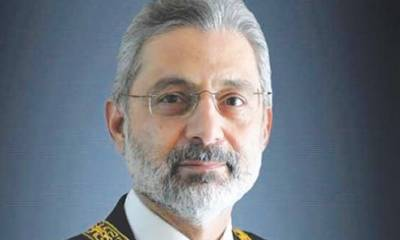 Justice Qazi Faiz Isa observes Armed Force and Judges not entitled for plots