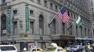 PIA Roosevelt Hotel faces the worst setback after 100 years of its services