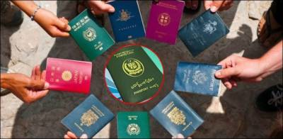 Where does Pakistani passport stands in 2020 in world rankings