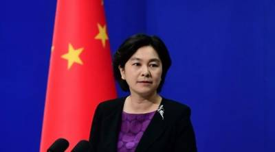 China lauds Pakistan for support in UN over Hong Kong issue