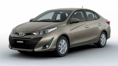 Toyota Yaris prices increased in Pakistan yet again