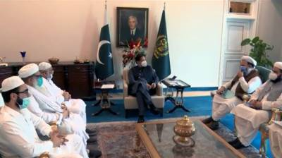 PM Imran Khan held important meeting with religious leadership of different communities
