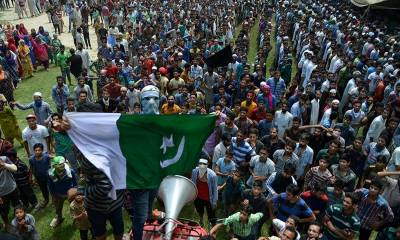 Indian Military sets new record of inhumanity In Occupied Kashmir