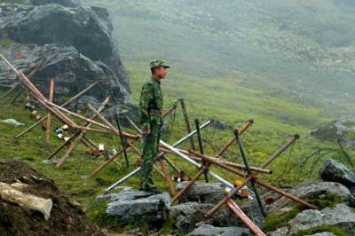 Indian Army arrests Chinese Military soldier at Ladakh border