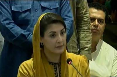 Maryam Nawaz challenges federal government authorities