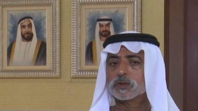 UAE Minister alleged of sexual harassment of a staff member at British Literary Festival