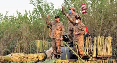 COAS General Qamar Bajwa sends a strong message