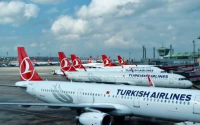 Pakistani Authorities impose fine on Turkish Airline