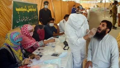 Coronavirus cases in Pakistan registers three months high