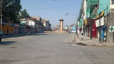 Pakistan urged to appoint special envoy on Occupied Kashmir