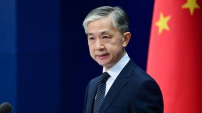 Chinese defence ministry spokesperson strongly react over the US - India strategic relations intentions