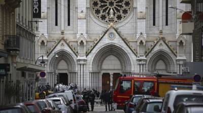 Pakistan strongly react against the church attack in France