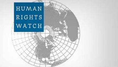 India slammed by Human Rights Watch yet again