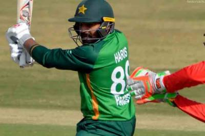Pakistan sets target of 282 for Zimbabwe in first ODI