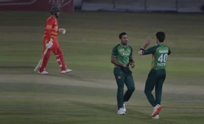 Shaheen Shah and Wahab Riaz plays havoc upon Zimbabwe batting lineup