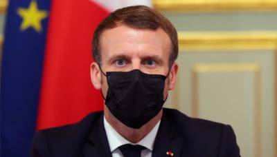 French President Macron bid to calm tensions with Muslims over caricature issue