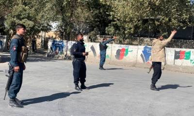 Death toll rises from the deadly attack in Kabul University
