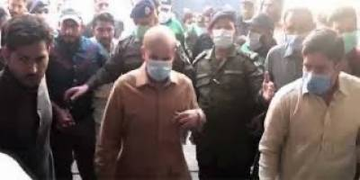 Opposition leader Shahbaz Sharif lands in hot waters
